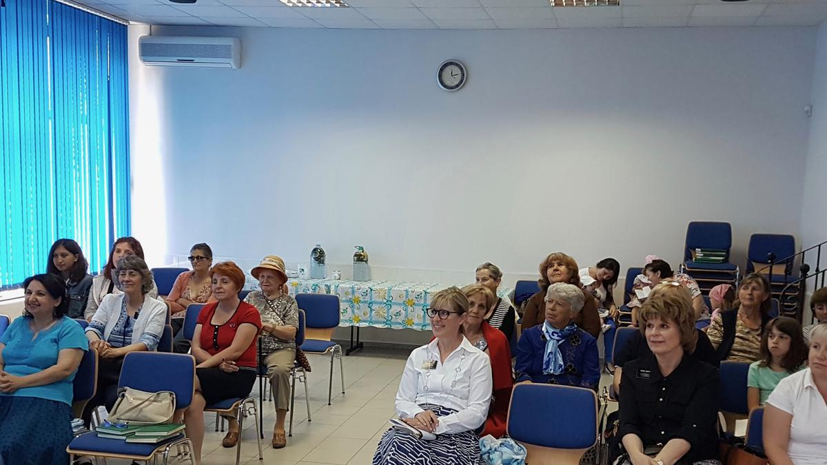 Конференция Районного Общества Милосердия