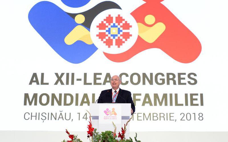 ХII Всемирный конгресс семей