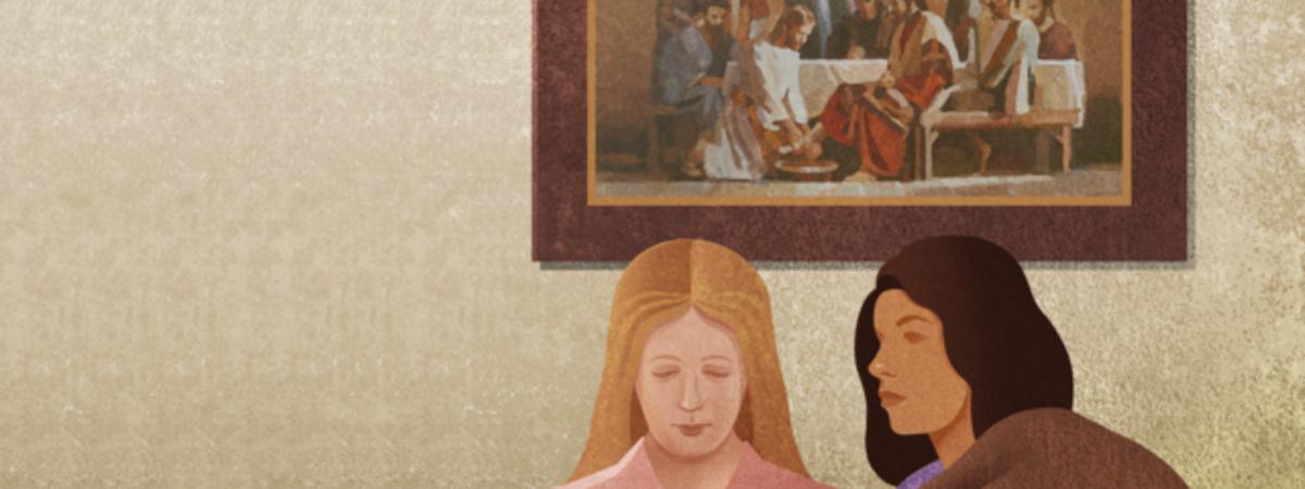 illustration_bishop_sister_missionaries