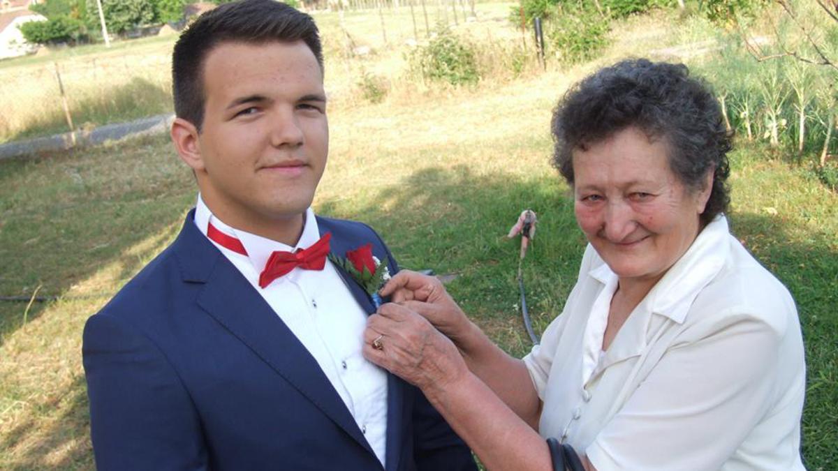 Nenad i mama