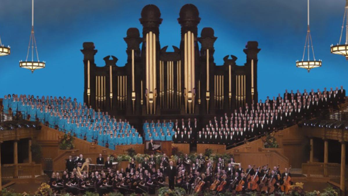 Plaatsbewijzen voor de Europese tournee van het Mormon Tabernacle Choir deze week in de verkoop