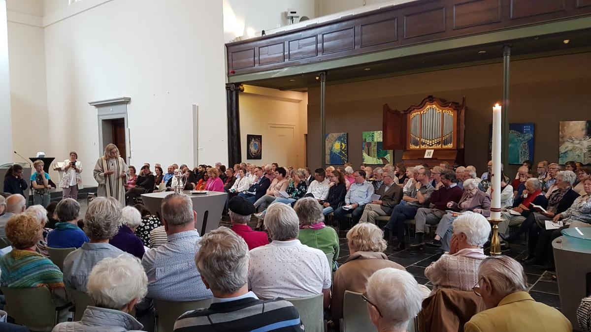 Bijzondere oecumenische kerkdienst in Den Bosch