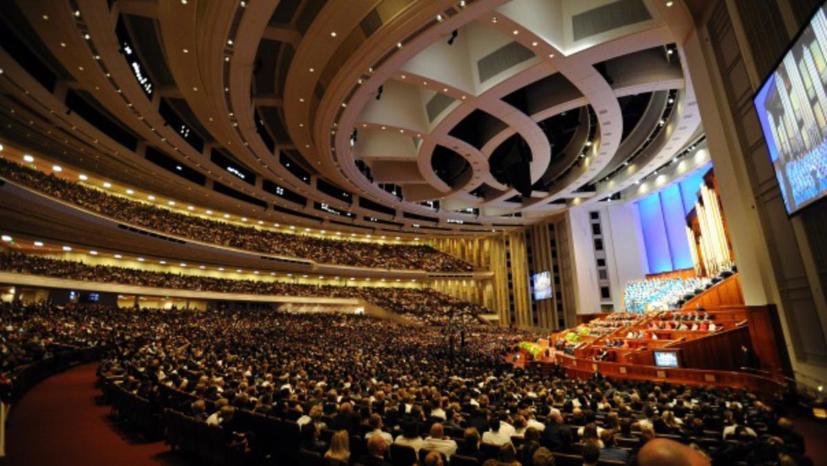 Tijden Algemene Conferentie Oktober 2016