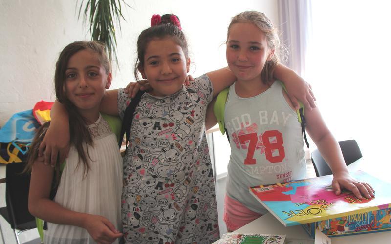 Volle vakantietas voor Haarlemse kinderen