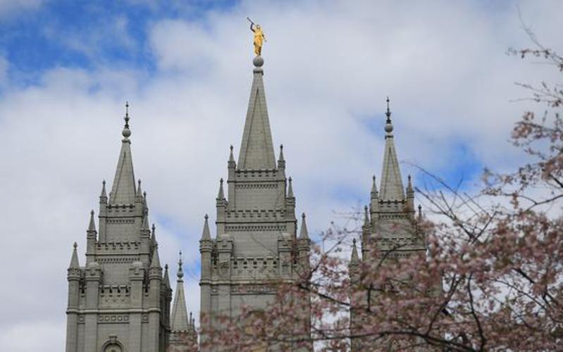 Nieuwe tempels