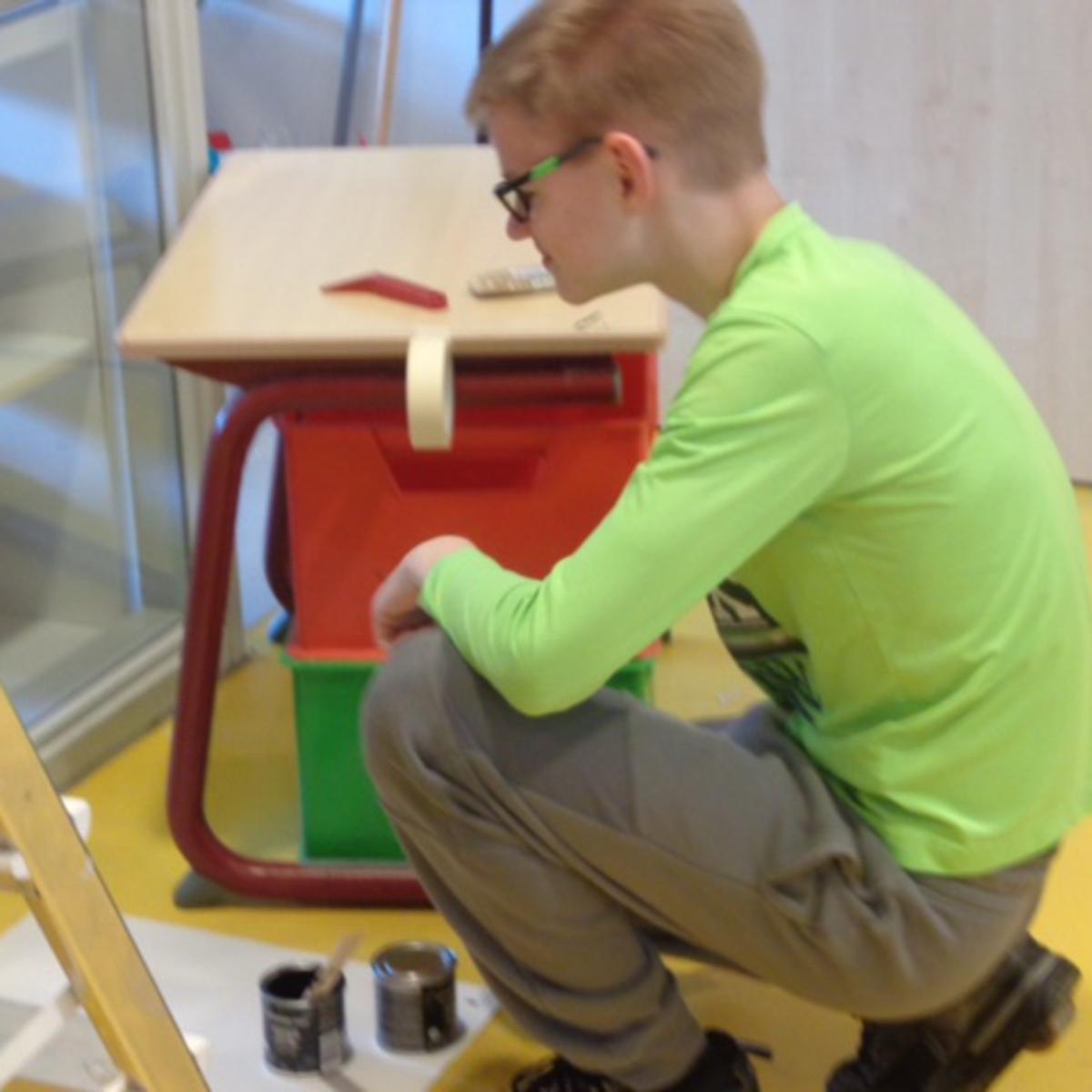 Wijk Spijkenisse: Opknappen van een basisschool