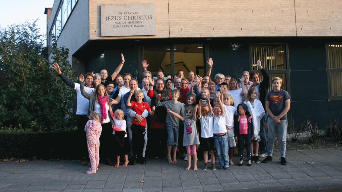 25-jarig jubileum en reünie Wijk Den Bosch!