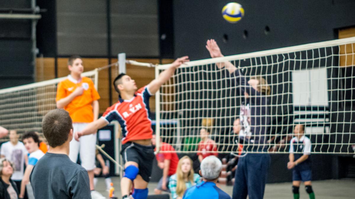 Verslag volleybal toernooi Groningen