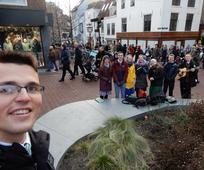 Kerstactiviteiten met de zendelingen in Leiden