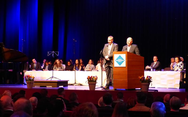 Conferentie ring Apeldoorn met Ouderling Ronald A. Rasband