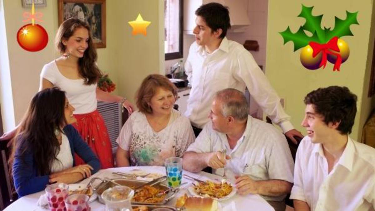 Om å bringe julens velsignelser til menneskene rundt oss og vårt ansvar for å invitere