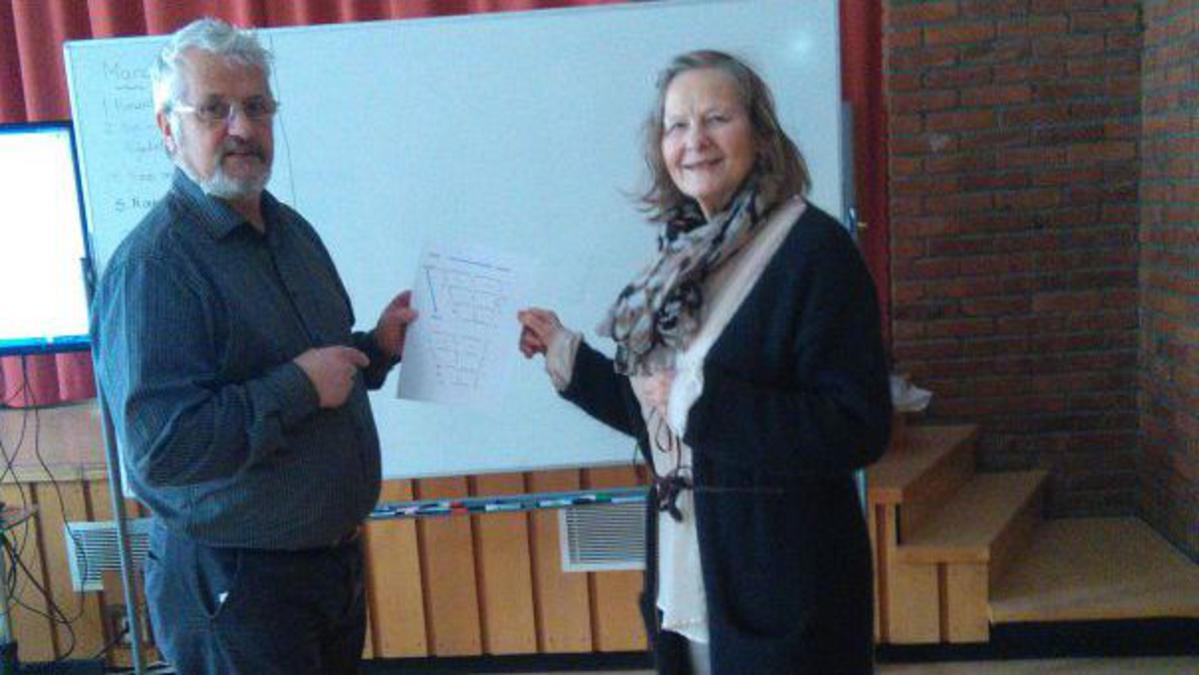 Medlemmer hjelper Trondheim kommune med språkopplæring av innvandrere