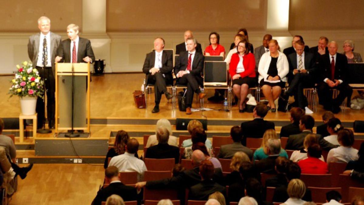 Vårkonferanse i Drammen