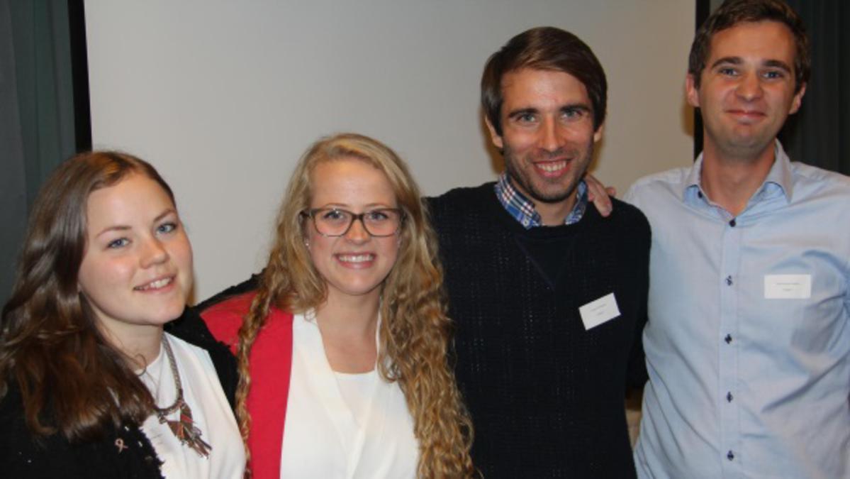 Kirken deltok på konferanse for unge religions- og livssynsledere