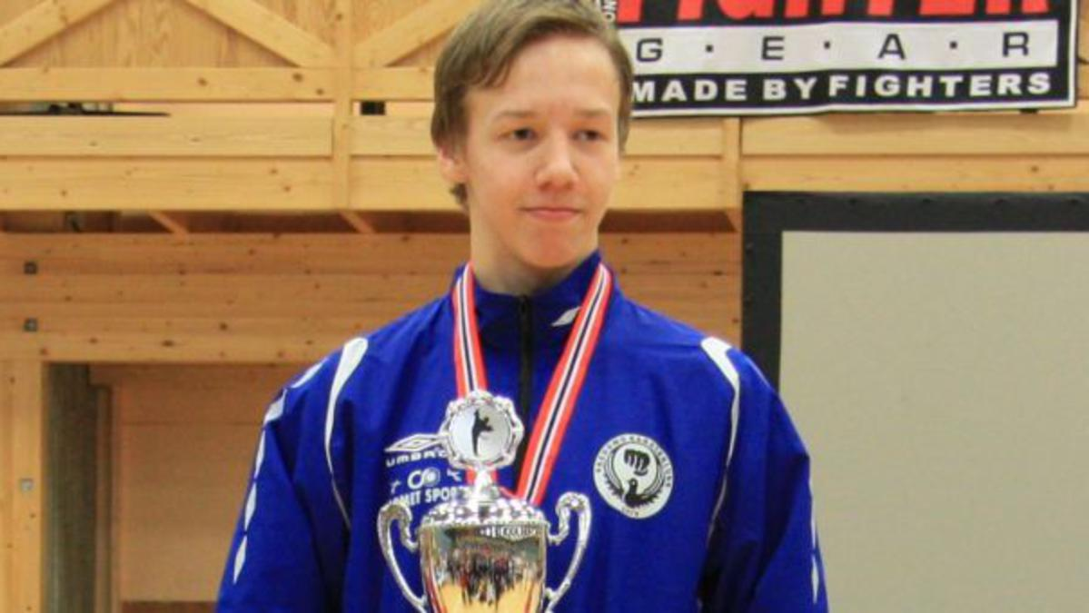 Norgesmester i karate kalt på misjon