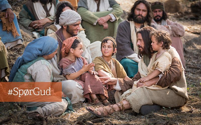 Kristus underviser