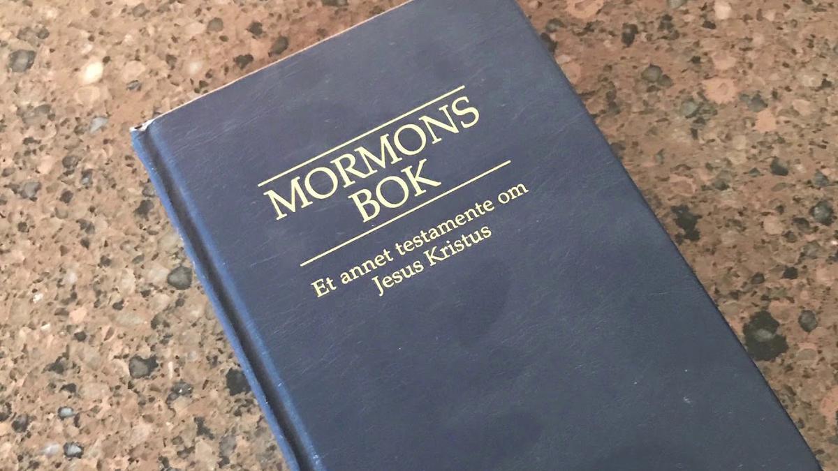Mormons Bok har bragt mange nærmere Jesus Kristus, også her hjemme i Norge.