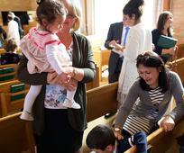 Nadverdsmøtet i Jesu Kristi Kirke av Siste Dagers Hellige