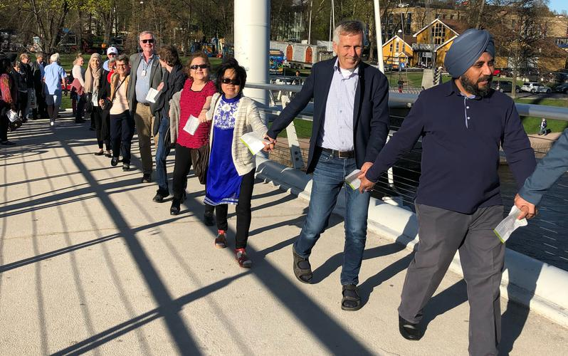 Samarbeid mellom tros- og livssynssamfunn fortsetter i Drammen