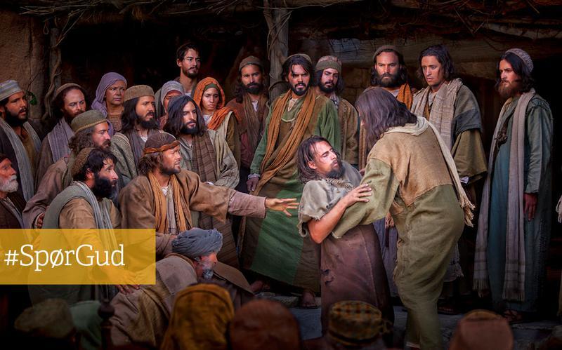 Kristus helbreder