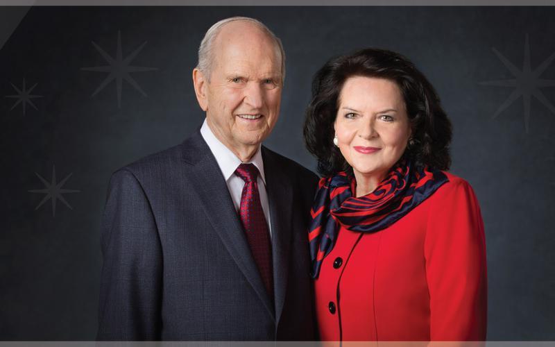 President og Søster Nelson