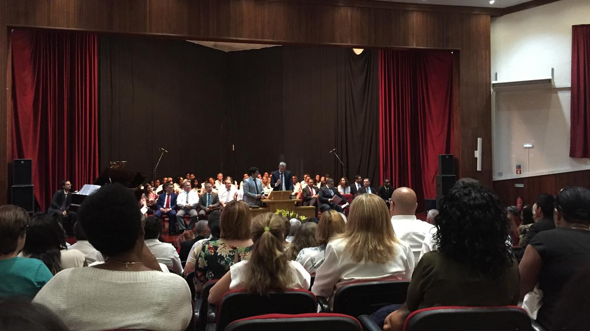 conferência da Estaca de Setubal