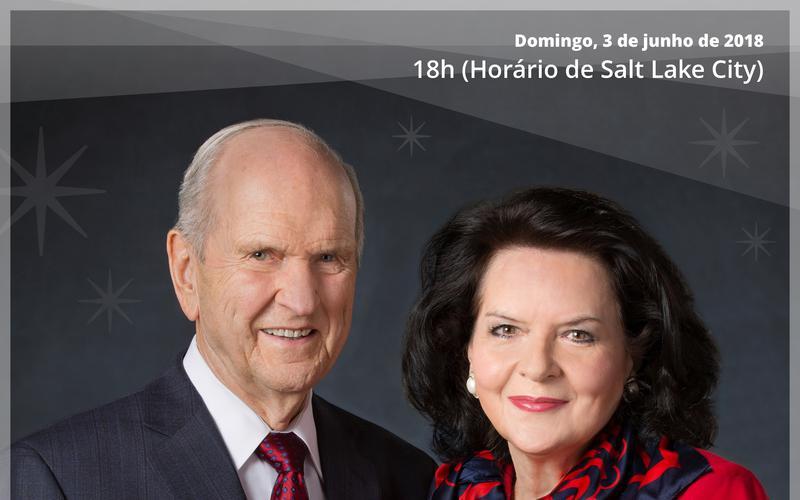 Devocional Mundial da Joventude: Mensagens do Presidente Russell M. Nelson e Sister Wendy W. Nelson