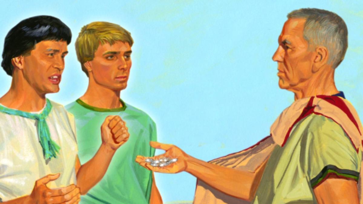 Conversão Individual por meio da Fé em Jesus Cristo