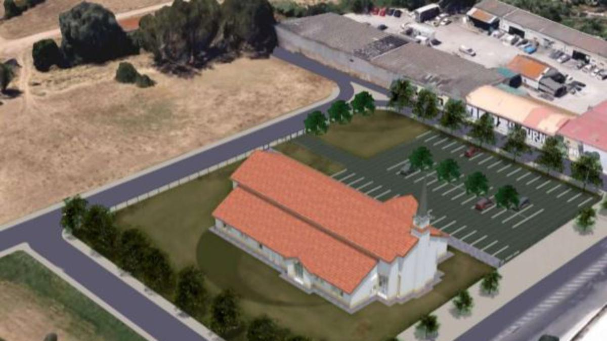 A Igreja vai construir uma nova capela na cidade de Setúbal