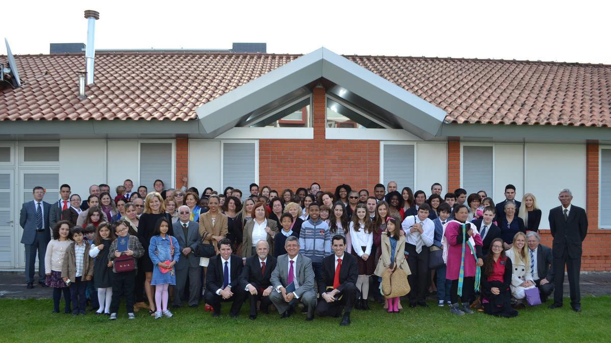 Conferência da Ala de Braga