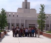 Irmãos no templo