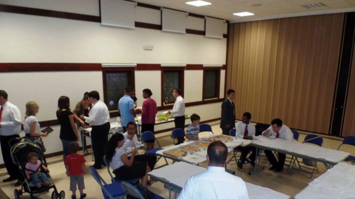 Reunião de Ex-Missionários da Estaca de Oeiras