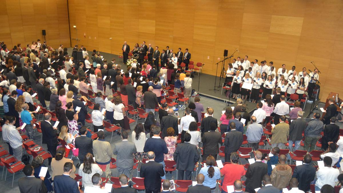 Conferência da Estaca de Lisboa