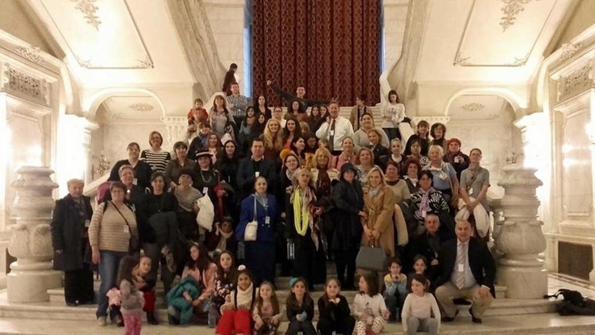 Veniți la Hristos: Conferința femeilor, Districtul București