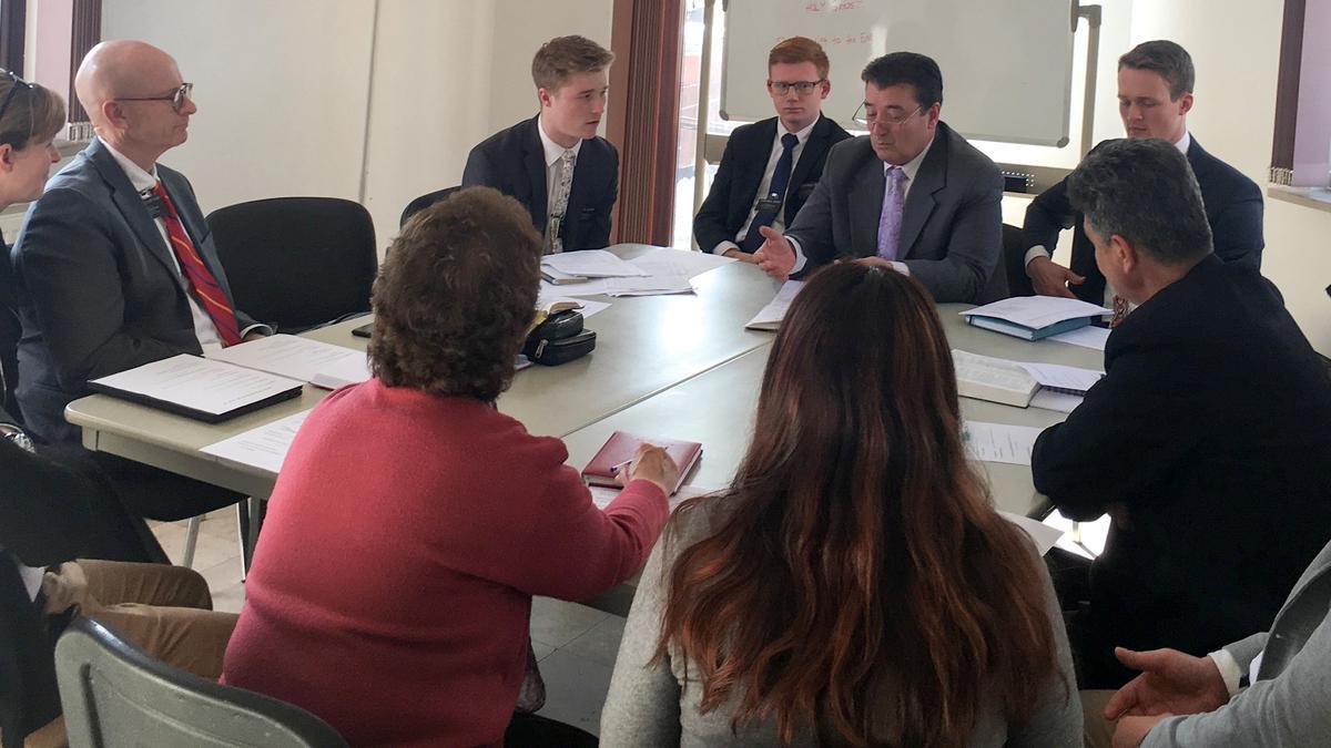 Consiliul de ramură, Iași 2019