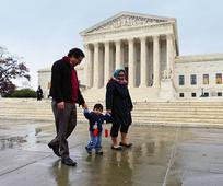 Породица хода изван Сједињених Америчких Држава Врховног суда.