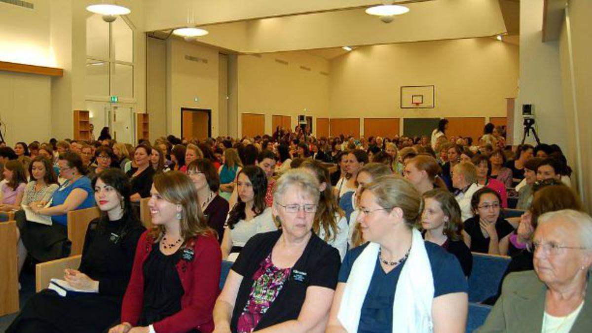 Генерални састанак жена преносиће се у скоро 500 локација широм Европе