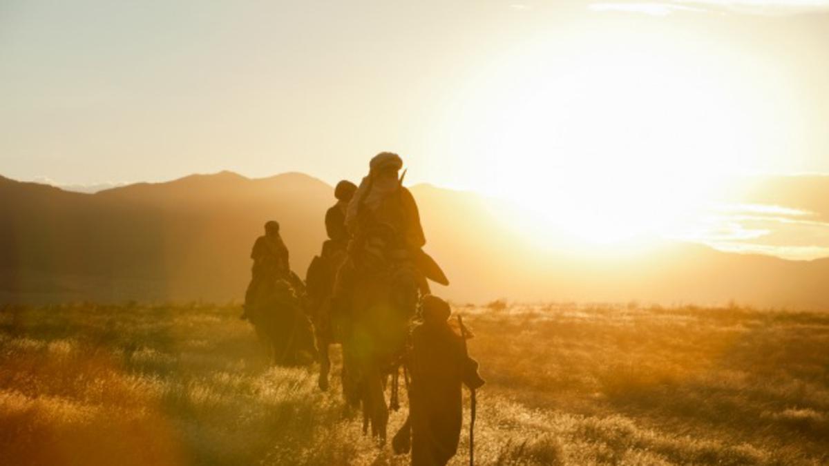 Traja mudrci na ceste k Ježišovi