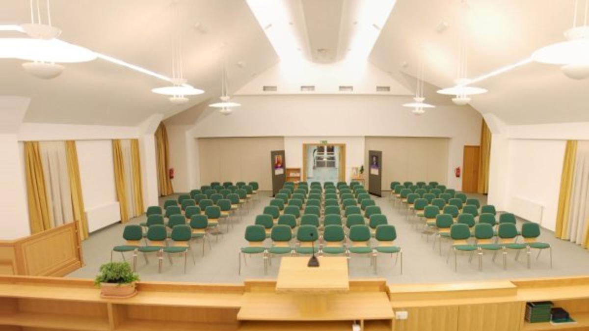 Spremljanje generalne konference Cerkve tudi v Ljubljani