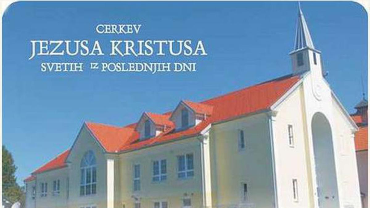Vabilo na dneve odprtih vrat nove cerkvene stavbe v Ljubljani