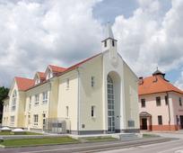 Nova cerkev v Ljubljani