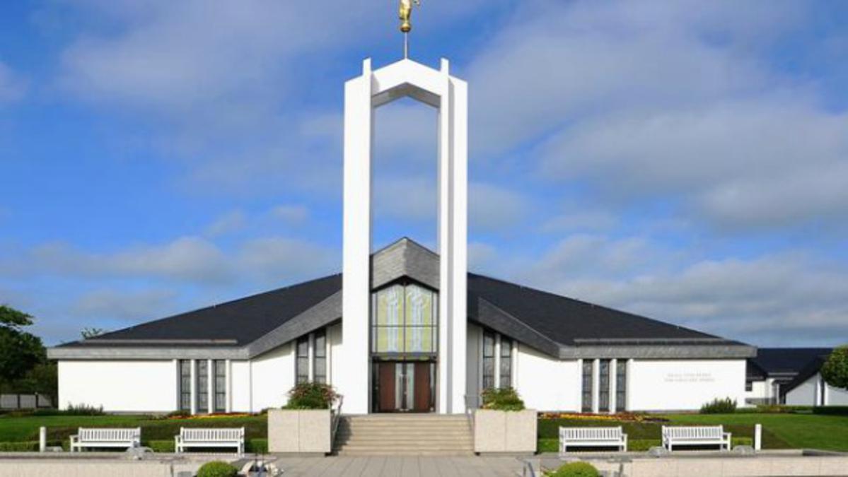 Javnost je vabljena k ogledu nemškega templja Freiberg
