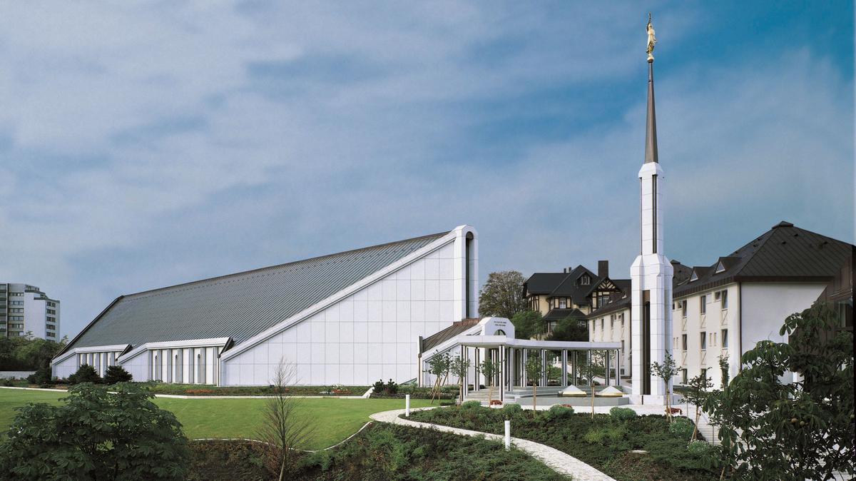 tempelj v Frankfurtu