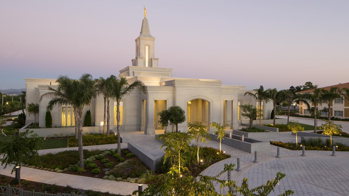 tempelj v Cordobi v Argentini