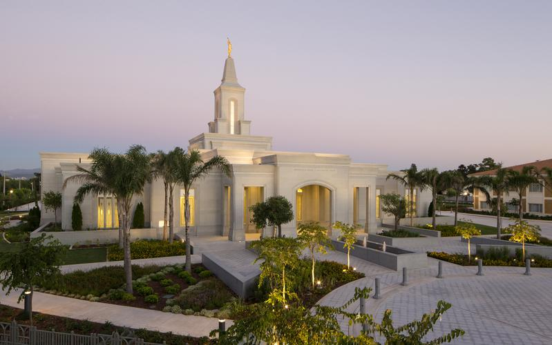 osem novih templjev - april 2019