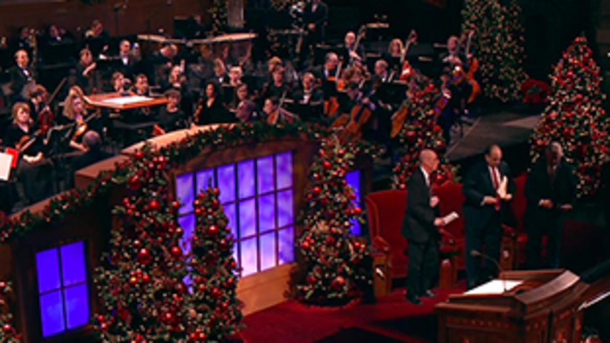 Imagen del devocional de Navidad de 2012