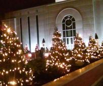 templo mormón, templo de moratalaz, mormones, navidad, concierto de navidad