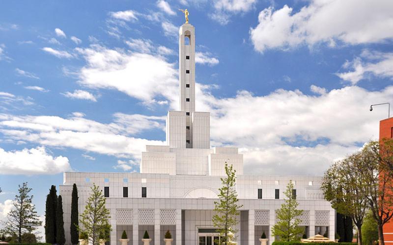 Templo de Madrid