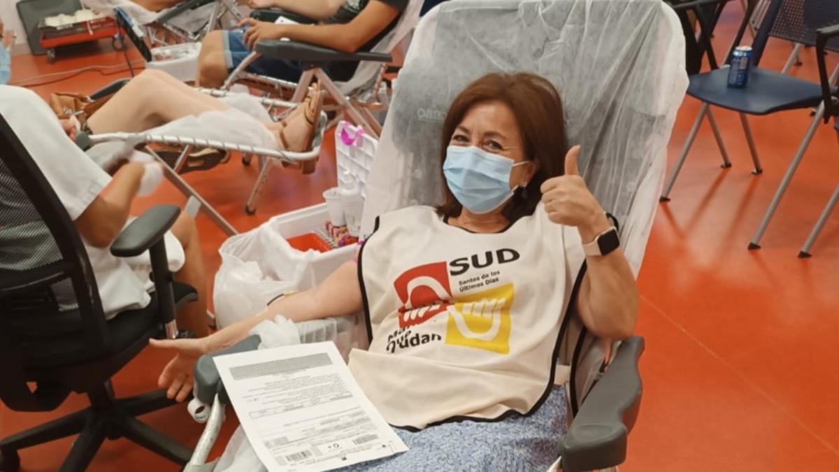 Una madre y su hija con síndrome de Down