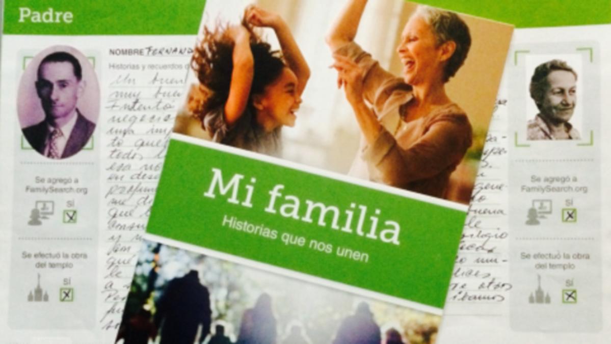 Jornada de historia familiar en Granada